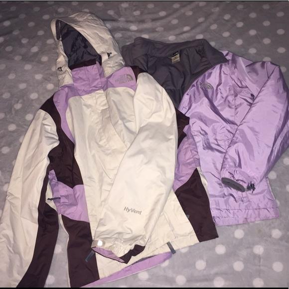 Medium Women's Hyvent Winter Coat with Light coat